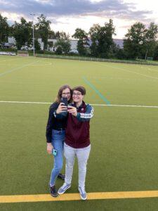 Unser neues Presse- und Social Media-Team: Franziska und Katharina Furtwängler